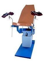 Urodynamic Chair For Patient Operator And Doctor