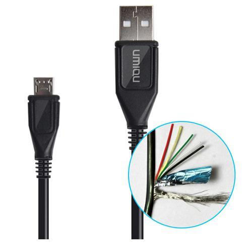 Usb Micro Data Cable For Mobile Phone Tablet