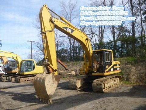 Used Cat 315bl Excavator