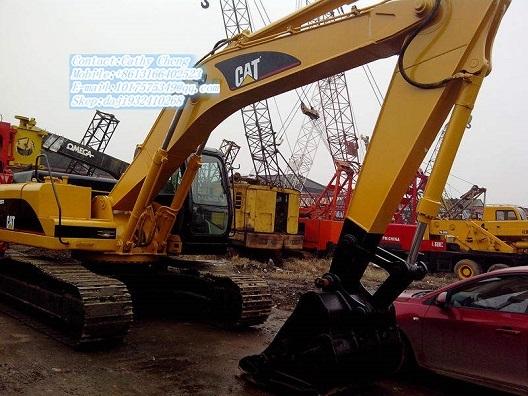 Used Cat 320c 2 Excavator