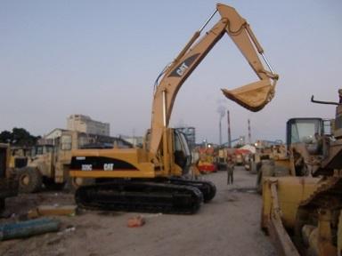 Used Cat 320cl Excavator