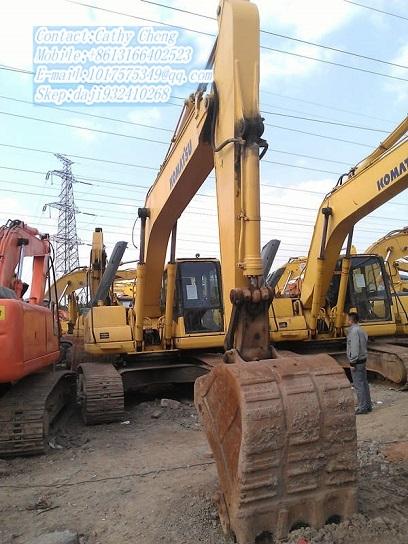 Used Cat 320d 2 Excavator