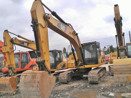 Used Cat 320d 4 Excavator