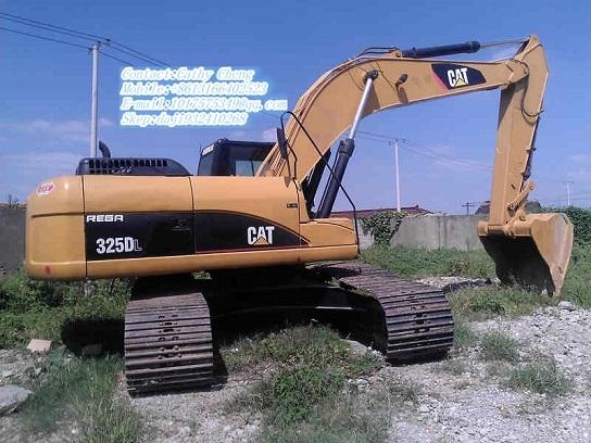Used Cat 325dl Excavator