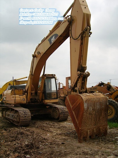 Used Cat 330b 2 Excavator