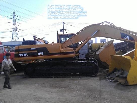 Used Cat 330bl 1 Excavator