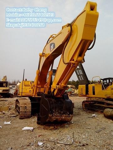 Used Cat 330d 1 Excavator