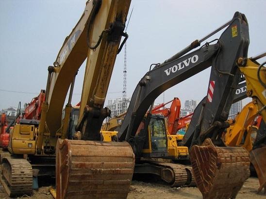 Used Cat 330d 3 Excavator