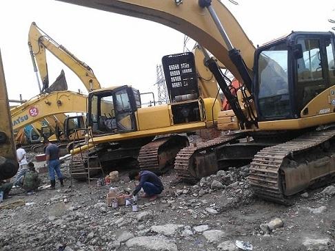 Used Cat 336d 2 Excavator