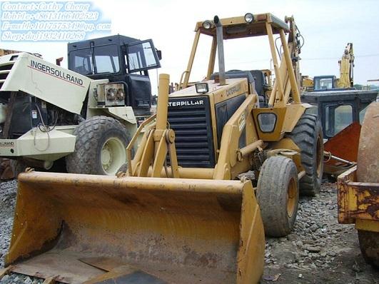 Used Cat 436bcx Forklift
