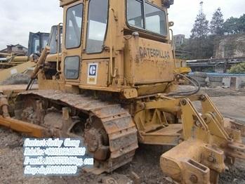 Used Cat D6d 2 Bulldozer