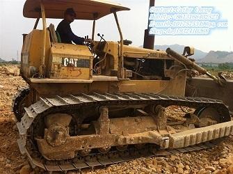 Used Cat D6d Bulldozer