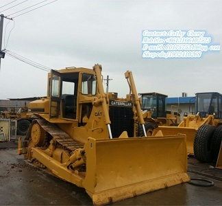 Used Cat D6h 5 Bulldozer