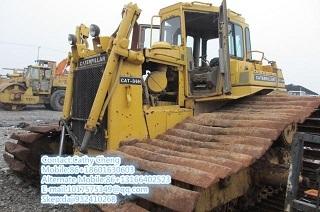 Used Cat D6h 6 Bulldozer