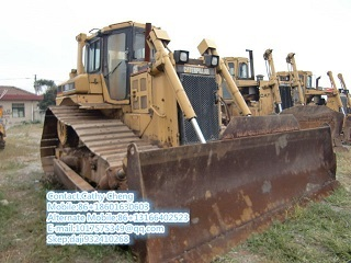 Used Cat D6r 2 Bulldozer