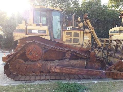 Used Cat D6rlgp Bulldozer