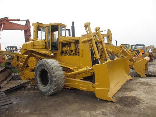 Used Cat D7h 1 Bulldozer