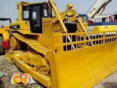 Used Cat D7h 2 Bulldozer