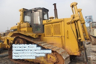Used Cat D7h 3 Bulldozer