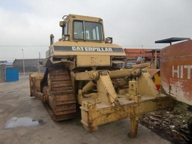 Used Cat D7h 4bulldozer
