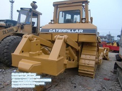 Used Cat D7h 5 Bulldozer