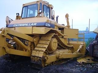 Used Cat D7h 7 Bulldozer