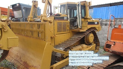 Used Cat D7r 1 Bulldozer