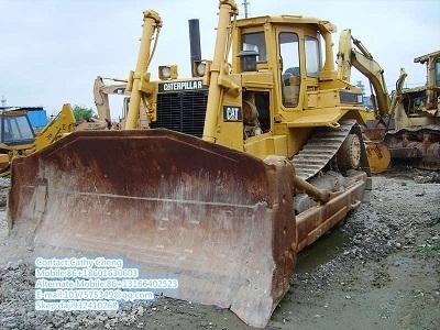 Used Cat D8n 1 Bulldozer