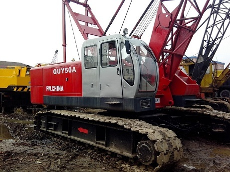 Used Fw Quy50a Crane