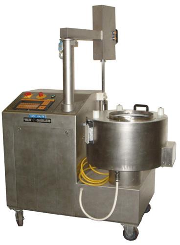 Used Gabler Sparomat 600 Automatic Spheronizer