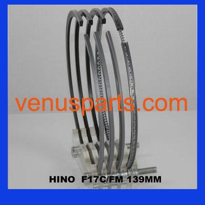 Used Hino F17c F17e Piston Ring 13011 2810a 3150a 3160