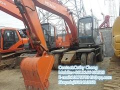 Used Hitachi Ex120 3 Excavator