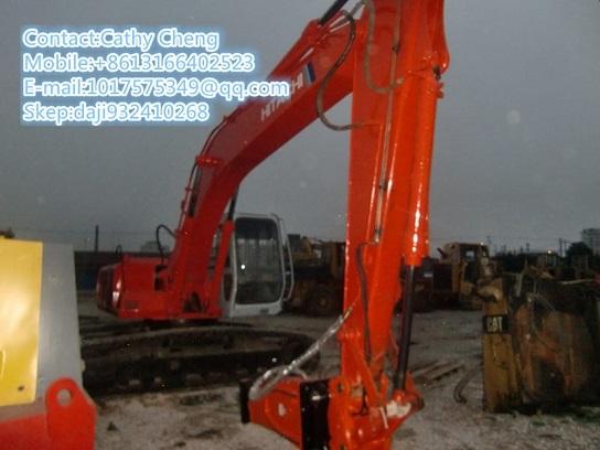 Used Hitachi Ex200 1 Excavator