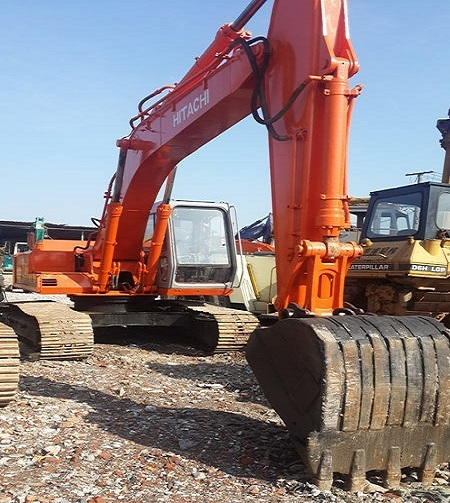 Used Hitachi Ex200 3 Excavator
