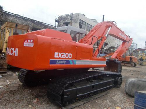 Used Hitachi Ex200 5 Excavator