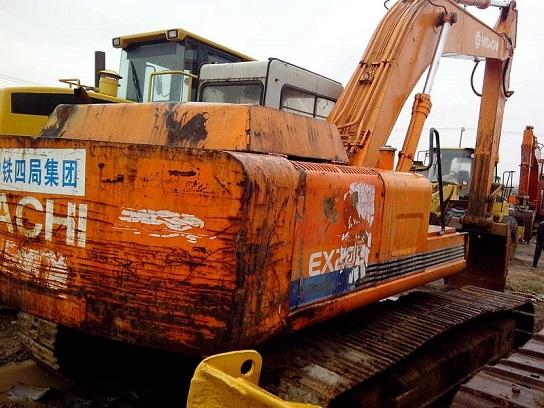 Used Hitachi Ex200d Excavator