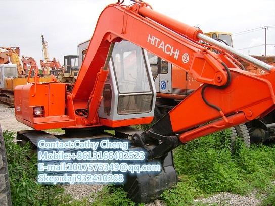 Used Hitachi Ex60 Excavator