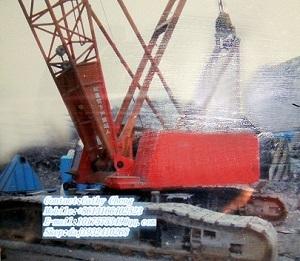 Used Hitachi Kh180 3 Crane