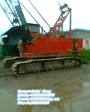 Used Hitachi Kh180 Crane