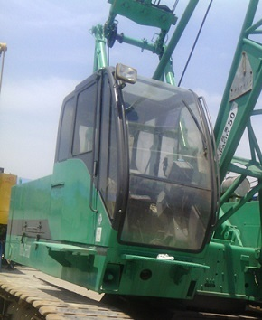 Used Ihi Cch500 2 Crane