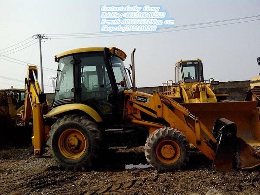 Used Jcb 3cx Forklift