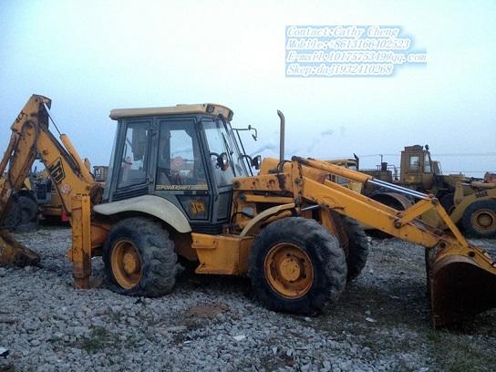 Used Jcb 4cx Forklift