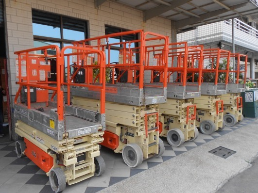 Used Jlg Scissor Lift