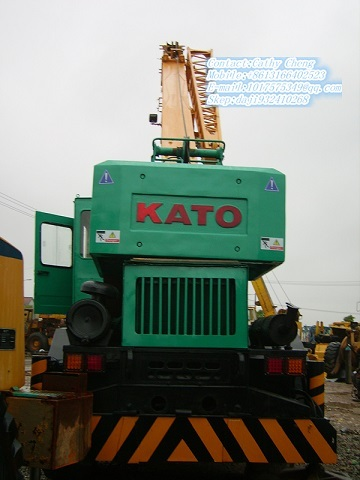 Used Kato Kr25h Crane
