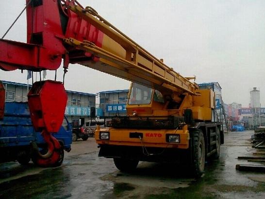 Used Kato Nk250e 2 Crane