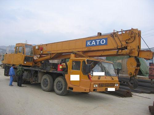 Used Kato Nk500e 3 Crane
