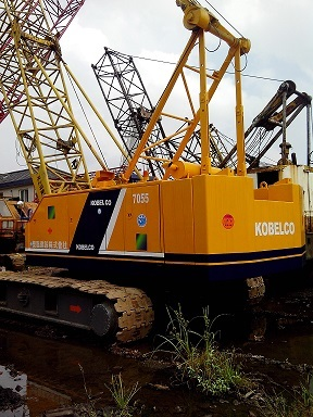 Used Kobelco 7055 1 Crane