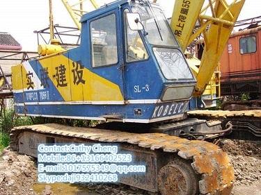 Used Kobelco 7055 3 Crane