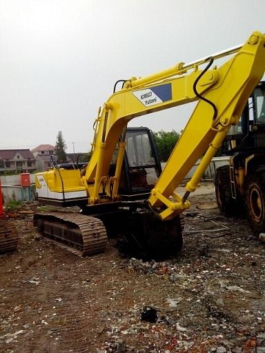 Used Kobelco Sk120 3 Excavator