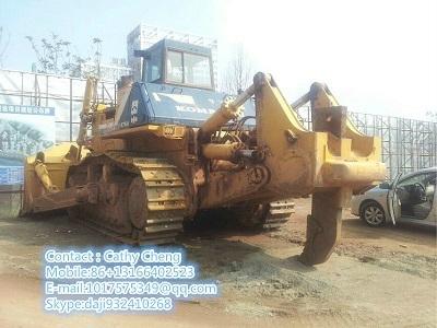 Used Komatsu D475a Bulldozer